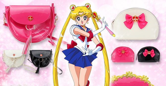 Sailor Moon Glossy Accessories Prism Series