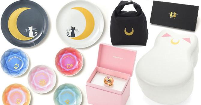 Sailor Moon x Floyd Collaboration ISETAN ~Moon Celebrate Girls~