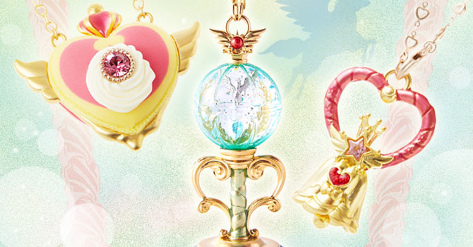 Q-pot x Sailor Moon Third Dream Collaboration SuperS