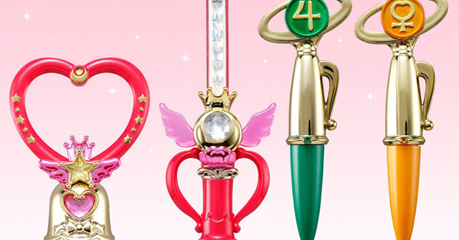 Sailor Moon Miniaturely Tablet Set 7 Candy Toys