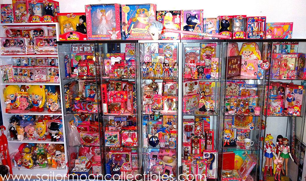 Sailor Moon Collectibles Sailor Moon Collection Sailor Moon