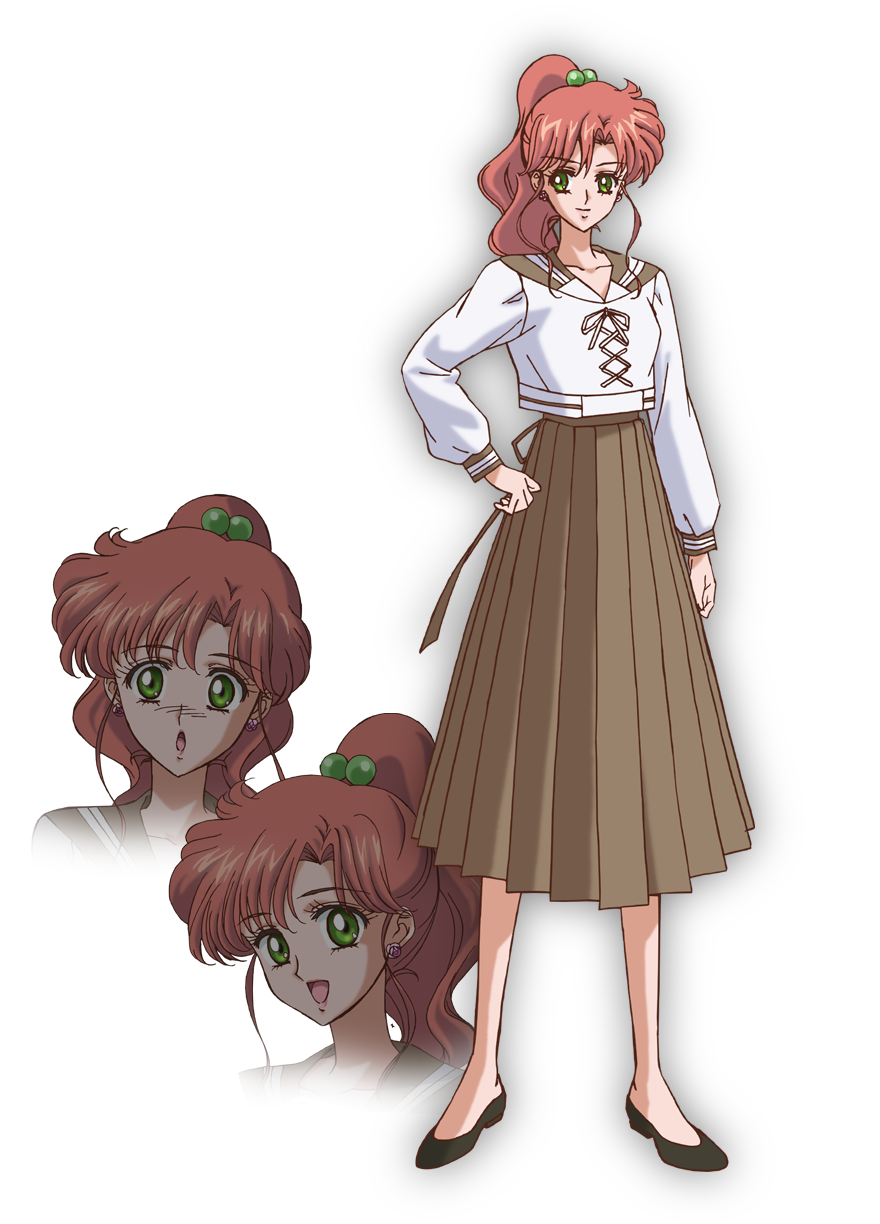 Anime Characters 2014 : New quot sailor moon crystal anime character designs