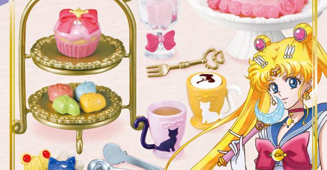 Sailor Mercury Cake