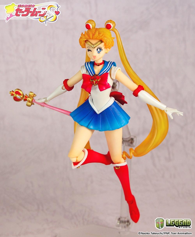 Sailor Moon Art Statue Figure From Legend Studio
