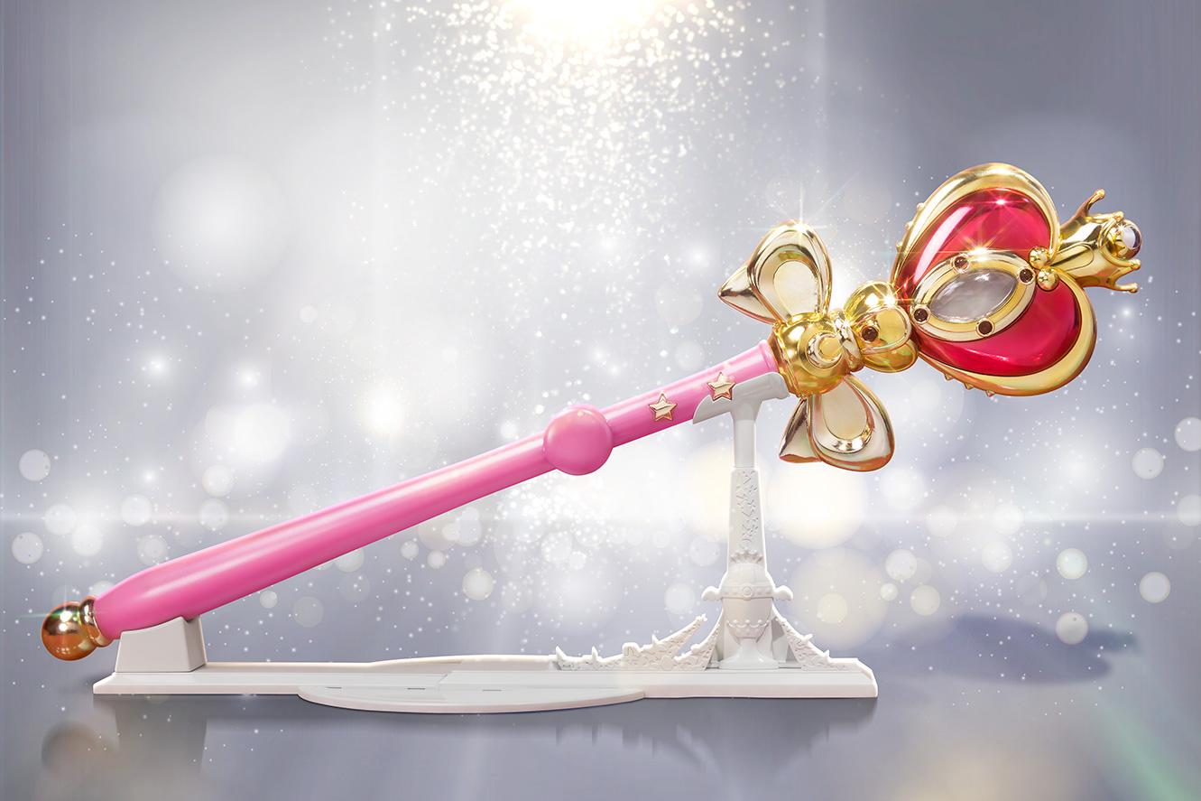 Sailor Moon Stick /& Rod Vol.2 Spiral Heart Moon Rod