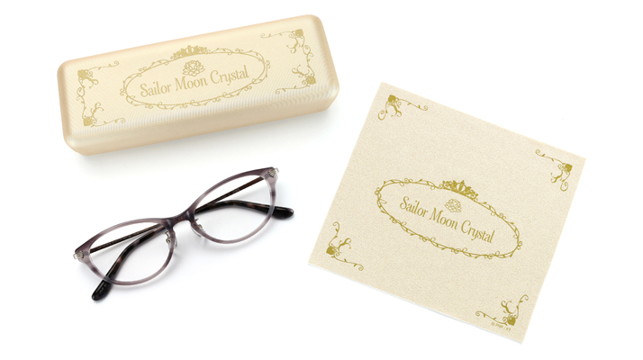 Sailor Moon Crystal JINS Glasses Collaboration SAILOR MOON - What is invoice processing online glasses store