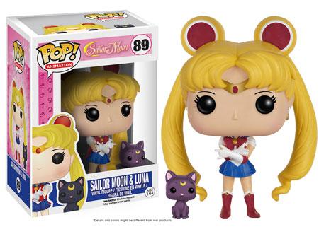 Sailor Moon Funko Pop Figures At New York Toy Fair 2016