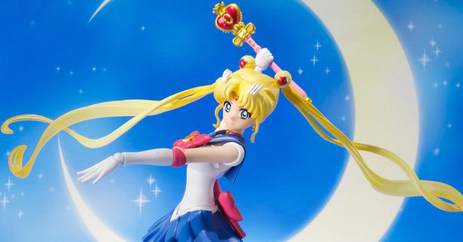 Genuine S.H Figuarts Sailor Moon Crystal Season 3 Action Figure USA SELLER